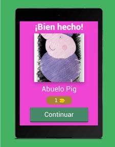 Juego de Peppa Pig sin coste para Android