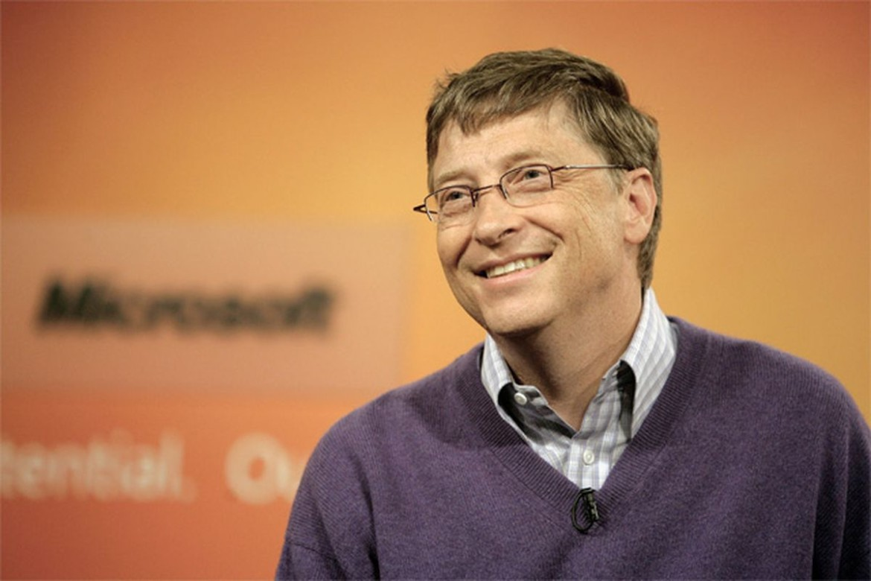 0. Bill Gates