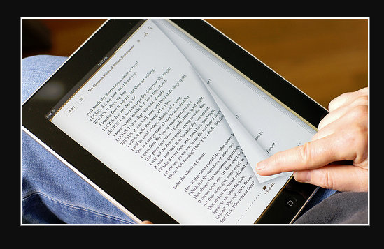 La lectura electrónica, el medio perfecto para crecer