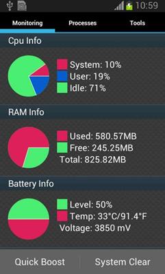 aplicaciones para acelerar el telefono 3 (asistente para android)